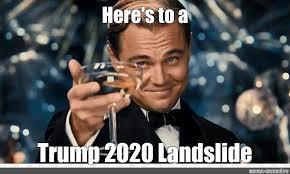 LANDSLIDE ALERT! Model that predicted 5 of past 6 presidential elections has Trump in 2020 by 'landslide' (justthenews.com)