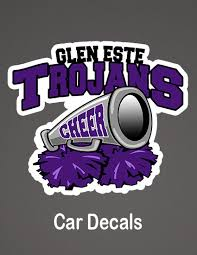 Ge Cheer Car Decal Shop Threadin It Up