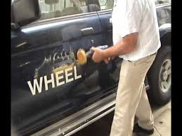 Whizzy Wheel Decal Remover Remove Car Truck Decals And Stickers In Minutes Step By Step Guide Youtube