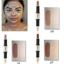 contouring stick makeup face powder