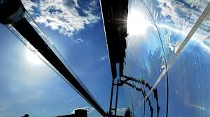 thermal oil in concentrated solar power