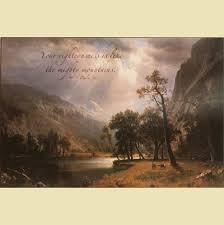 half dome yosemite valley psalm 36 6