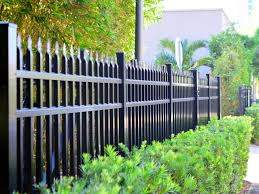 Important Considerations For Choosing Your Wrought Iron Fence