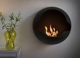 fireplaces for a small living space
