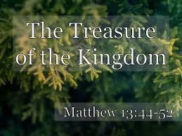 "Matt Mitchell - Hot Orthodoxy: [Matt's Messages] ""The Treasure of ..."