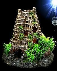 Get Barsch Aquarium Deko PNG
