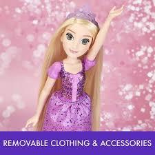 Disney Princess Royal Shimmer Rapunzel - Búp bê barbie - barbie doll - búp  bê đẹp
