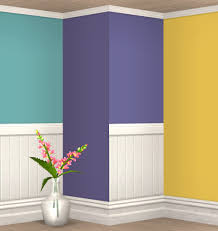 painted walls in an na s colors with
