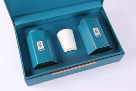 upscale round gift packaging carton