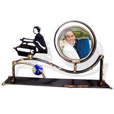 bar mitzvah gifts metal sculpture frame