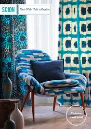 scion textile wallpaper collection