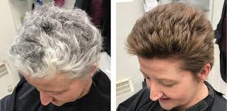 colouring your hair after chemotherapy
