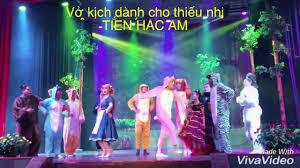 CÁC BÉ VỪA XEM KỊCH CỔ TÍCH VỪA CÓ QUÀ... - Sân khấu kịch Trịnh ...