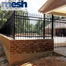 China Modern Steel Fence Design Philippines Photos Pictures Made In China Com