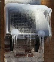 air conditioner is frozen how to fix