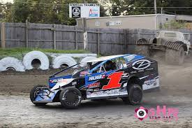 Jessica Friesen made history at last... - Orange County Fair Speedway    Facebook