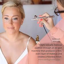 airbrush vs traditional make up sarah