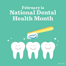 Image result for dental health month