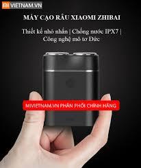 Máy cạo râu Xiaomi ZHIBAI - Mi Việt Nam