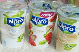 alpro tops liven up your breakfast