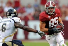 Video: Alabama tight ends and H-backs - al.com
