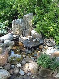 46 water rock gardens designs rockery