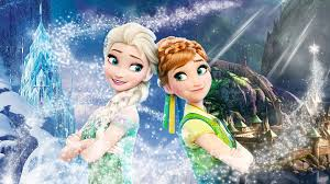 elsa and anna frozen 2 wallpapers