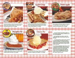 fund raiser fresh frozen pies