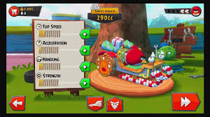 Angry Birds Go! Red Birds vs Hal and Bad Piggies in Subzero Xmas ...