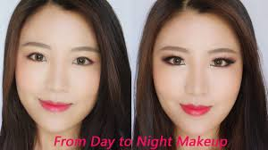 night out party makeup tutorial