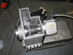 build thread slant bed cnc lathe from