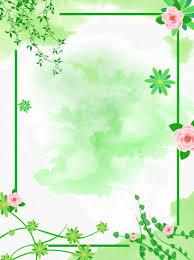 الزهور المرسومة باليد خلفية الزفاف خلفية ترحيب الزفاف تصميم حزمة
