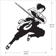 Anime Vinyl Wall Art Decal Independence