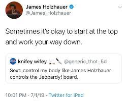 james okay jeopardy