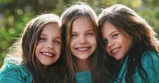 i had a singleton then twins then