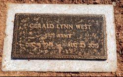 "Gerald Lynn ""Jerry"" West (1941-2019) - Find A Grave Memorial"