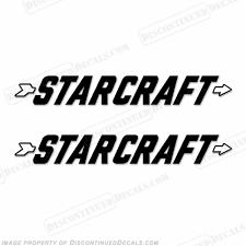 Starcraft Decals