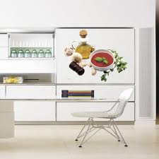 Shop Full Color Colorful Still Life Kitchen Food Full Color Wall Decal Sticker Sticker Decal 52 X 44 On Sale Overstock 15297210