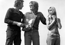 "Love Film Festivals on Twitter: ""Adam Roarke, @iamfonda & Susan George in  Dirty Mary Crazy Larry (1974). Put Adam Roarke on your cinephile map if you  haven't already! #Cinema #1970s #Film #DailyCinema…"