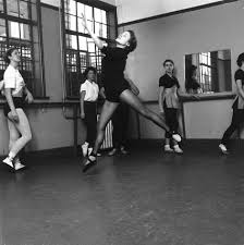 Ballerina at the Ada Foster School of Dancing: 1955 by Henry Grant at  Museum of London