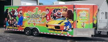 Buy a Mobile Video Game Truck! Luxury ...