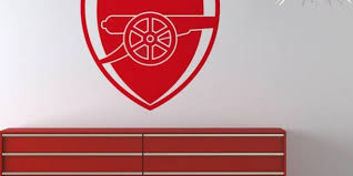 Arsenal Decal Set Vinyl Official Arsenal Football Club Wall Sticker Wall Decals Stickers Home Furniture Diy Cientificafest Cientifica Edu Pe