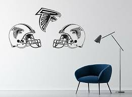 Atlanta Falcons Nfl Color Custom Wall Decal Vinyl Decor Room Sticker Lr02 Ebay