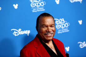 Star Wars' actor Billy Dee Williams opens up about gender fluidity