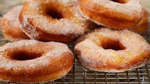 homemade doughnuts recipe demonstration