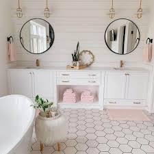 hanging wall mounted vanity bathroom