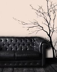 X021 Stickerbrand Nature Vinyl Bare Tree Branch Wall Art Decal Sticker 60x35 Inch Black 5ft Tall Left To Right Decal Sticker Tree Branchwall Art Decals Aliexpress