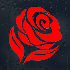 Beautiful Flower Red Rose Car Decal Vinyl Sticker For Window Panel Bumper Archives Statelegals Staradvertiser Com