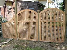 Pin By Crystal Johnroe On Outdoor Spaces Diy Privacy Fence Privacy Fence Panels Fence Design
