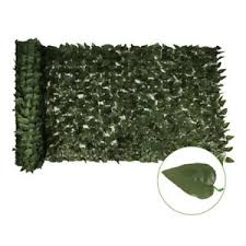 39 X158 Faux Ivy Leaf Artificial Hedge Fencing Privacy Fence Screen Decorative Ebay